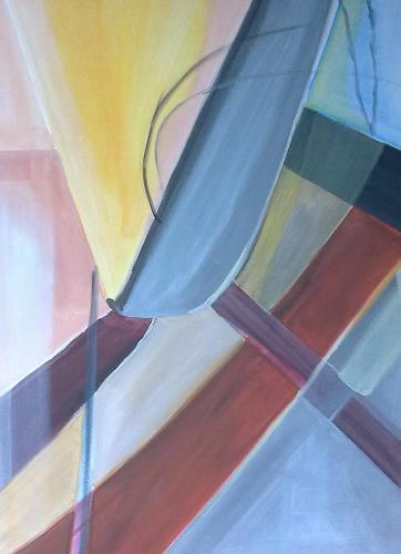 Karin Kraus, o.T., Decorative Art, Neue Sachlichkeit