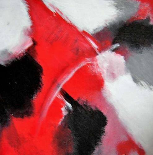 Karin Kraus, Trilogie, Abstract art, Abstract Art