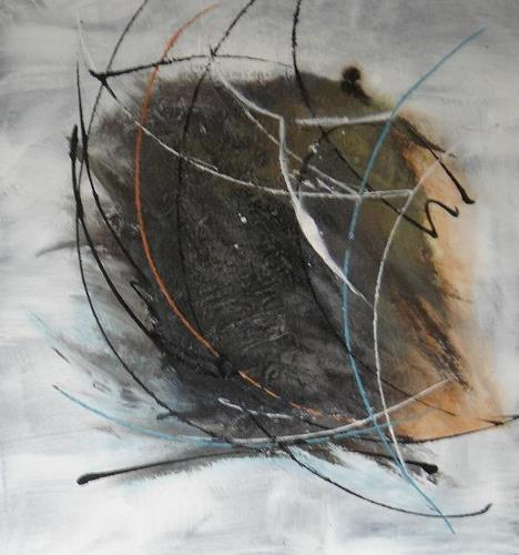 Karin Kraus, Erinnerung, Abstract art, Abstract Art
