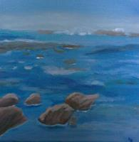 Karin-Kraus-Landscapes-Sea-Ocean-Nature-Water-Contemporary-Art-Contemporary-Art