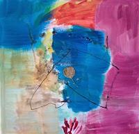 Karin-Kraus-Fantasy-Abstract-art-Modern-Age-Abstract-Art