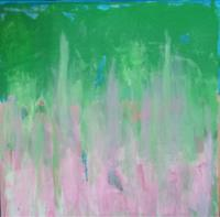 Karin-Kraus-Abstract-art-Plants-Modern-Age-Expressionism