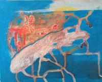 Karin-Kraus-Animals-Burlesque-Modern-Age-Abstract-Art-Non-Objectivism--Informel-