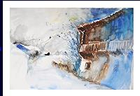 Norbert-von-Bertoldi-Landscapes-Winter-Contemporary-Art-Contemporary-Art