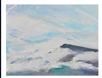 Norbert-von-Bertoldi-Landscapes-Mountains-Modern-Age-Expressionism-Neo-Expressionism