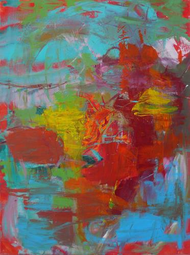 Christel Haag, Find Your Own Way, Abstract art, Contemporary Art