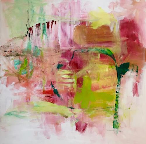 Christel Haag, Morning, Abstract art, Contemporary Art