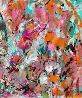 Christel-Haag-Abstract-art-Plants-Flowers-Contemporary-Art-Contemporary-Art
