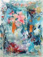Christel-Haag-Abstract-art-Plants-Flowers-Contemporary-Art-Contemporary-Art