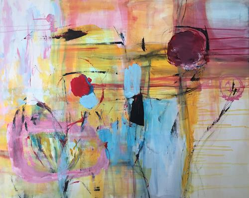 Christel Haag, Just 4 you, Abstract art, Contemporary Art