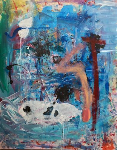 Christel Haag, Nagano, Abstract art, Fantasy, Contemporary Art