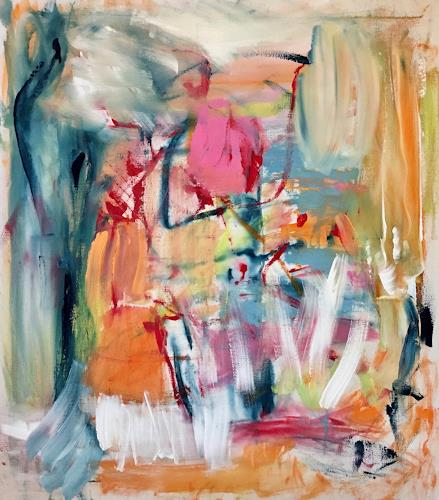 Christel Haag, Before the End of Summer, Abstract art, Contemporary Art