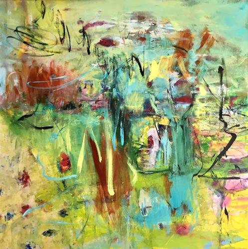 Christel Haag, Alltagshelden, Abstract art, Contemporary Art, Abstract Expressionism