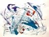 Christel Haag, Talk About 1, Abstract art, Movement, Contemporary Art