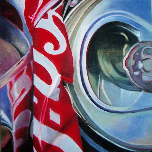 Susanne Wolf, Mini Art of Recycling, Still life, Industry  , Photo-Realism