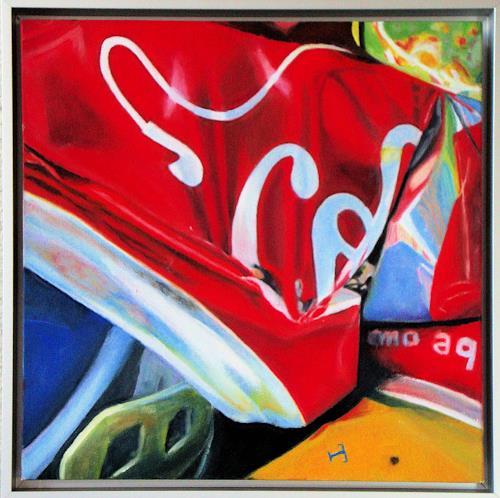 Susanne Wolf, Mini Art of Recycling, Society, Still life, Photo-Realism