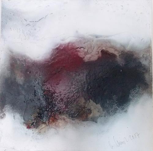 Christa Haack, Additions 1, Abstract art, Abstract art, Abstract Art