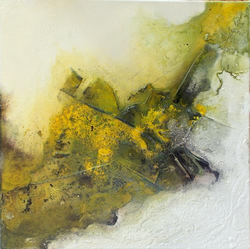 Christa Haack, Meadow 1, Abstract art, Abstract art, Abstract Art, Expressionism