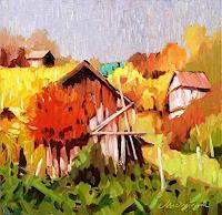 Richard-MIerniczak-Landscapes-Autumn-Nature-Miscellaneous-Modern-Age-Impressionism