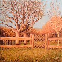 Richard-MIerniczak-Landscapes-Landscapes-Autumn-Modern-Age-Impressionism-Neo-Impressionism
