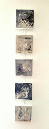 Sandra Wernli, Harmonie, Abstract art, Abstract Art