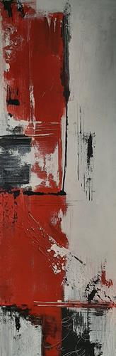 Sandra Wernli, N/T, Abstract art, Abstract Art
