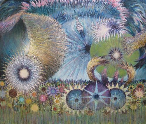 Arthur Schneid, Kambrische Explosion, Abstract art, Nature, Contemporary Art