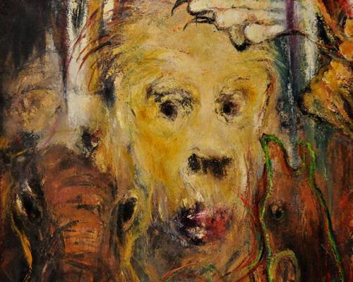 Arthur Schneid, Anthropogene Selektion, Animals, Nature, Contemporary Art
