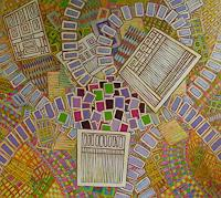 Arthur-Schneid-Technology-Society-Modern-Age-Abstract-Art