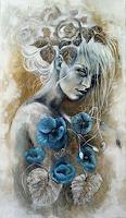 Eva Vogt, Das Blumenmädchen