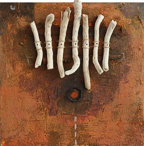 Raúl López García, Pro-Tokalim-Ba, Abstract art, Music: Instruments, Art Brut