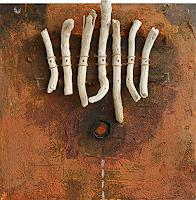 Raul-Lopez-Garcia-Abstract-art-Music-Instruments-Modern-Age-Abstract-Art-Art-Brut