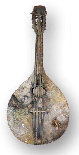 Raúl López García, Afónico, Music: Instruments, Abstract art, Abstract Expressionism