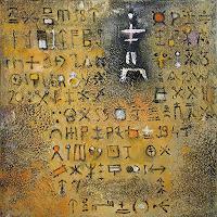 Raul-Lopez-Garcia-Symbol-Abstract-art-Modern-Age-Symbolism