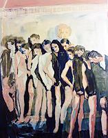Mila-Plaickner-People-Group-Nude-Erotic-motifs-Modern-Age-Modern-Age