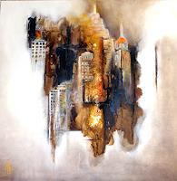 silvia-federspiel-Buildings-Skyscrapers-Buildings-Skyscrapers-Contemporary-Art-Contemporary-Art