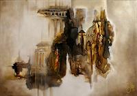 silvia-federspiel-Miscellaneous-Landscapes-Abstract-art-Contemporary-Art-Contemporary-Art