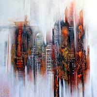 silvia-federspiel-Miscellaneous-Landscapes-Miscellaneous-Landscapes-Contemporary-Art-Contemporary-Art