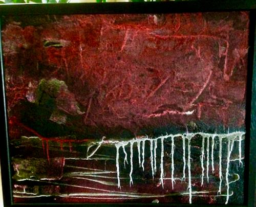 Beatrix Schibl, Das schlechte Gewissen, Abstract art, Abstract art, Abstract Art, Abstract Expressionism