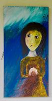 Beatrix-Schibl-Emotions-Fear-Emotions-Grief-Modern-Age-Expressionism
