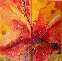 Beatrix-Schibl-Abstract-art-Abstract-art-Modern-Age-Abstract-Art
