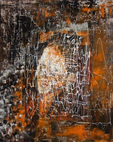 Hans-Dieter Ilge, Chanteuse lyrique, People, Contemporary Art