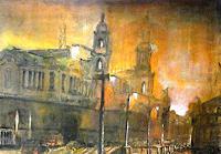 H. Ilge, Dresden Brühlsche Terasse
