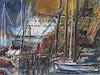 H. Ilge, Rostocker Hafen