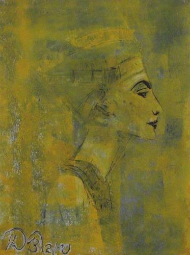 Hans-Dieter Ilge, N., People: Portraits, History, Contemporary Art