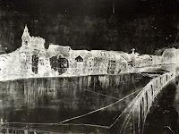 Hans-Dieter-Ilge-Fantasy-Landscapes-Winter-Modern-Age-Expressive-Realism