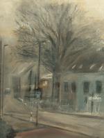 Hans-Dieter-Ilge-Miscellaneous-Landscapes-Landscapes-Winter-Contemporary-Art-Contemporary-Art