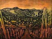 Hans-Dieter-Ilge-Landscapes-Harvest-Contemporary-Art-Contemporary-Art