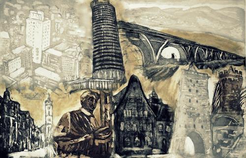 Hans-Dieter Ilge, Jena und Döbereiner, Architecture, History, Contemporary Art