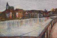Hans-Dieter-Ilge-Miscellaneous-Landscapes-Contemporary-Art-Contemporary-Art